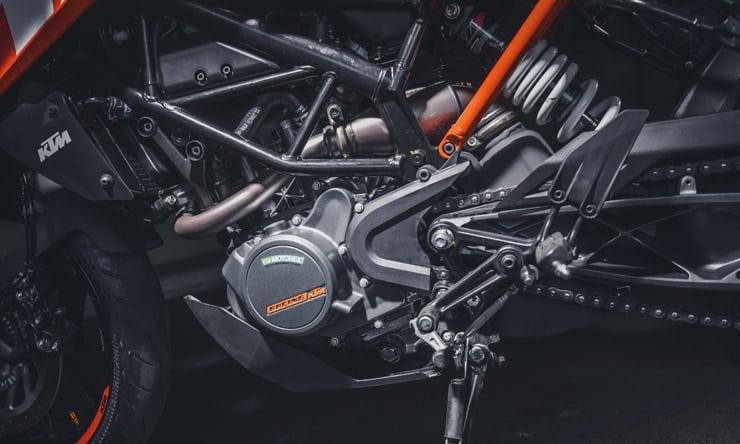 2017 KTM Duke 125