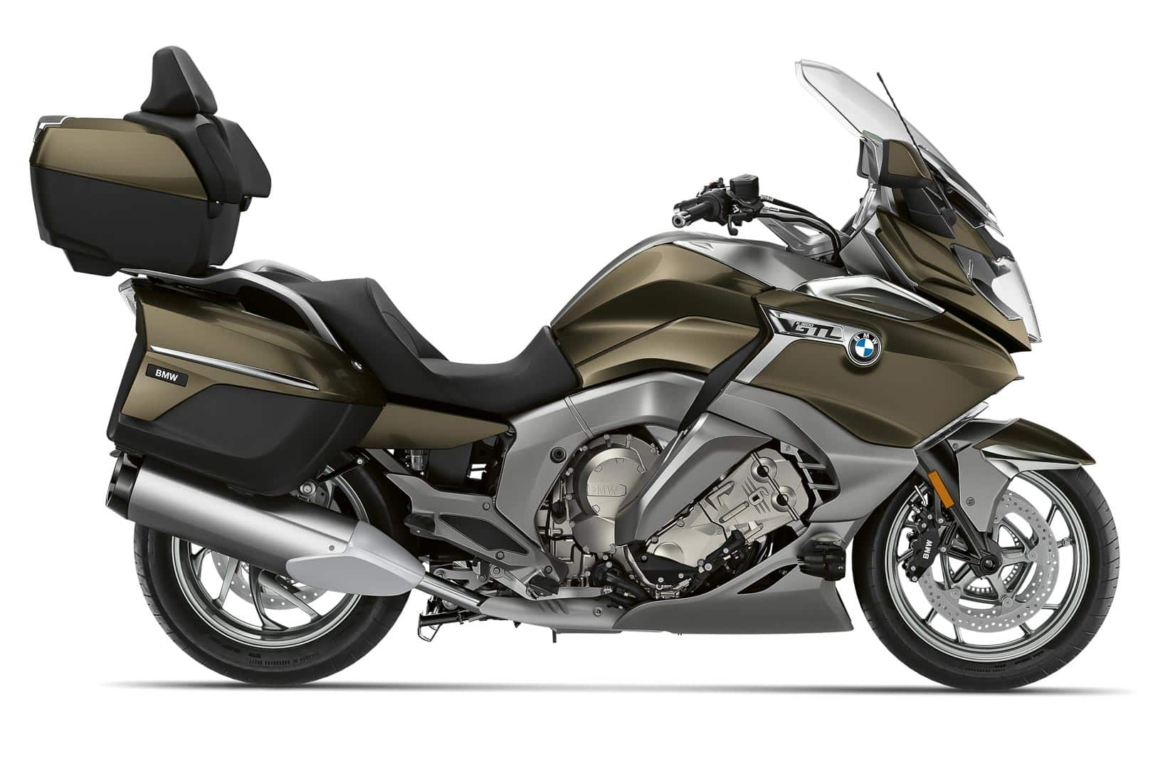 2021 BMW K 1600 GTL First Look Touring Motorcycle 4th