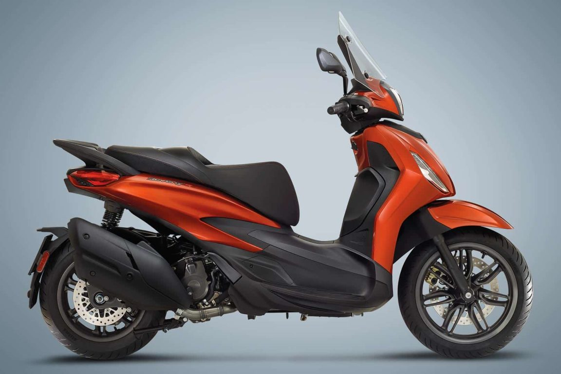 2021 Piaggio Beverly S Scooter First Look 400 HP 2