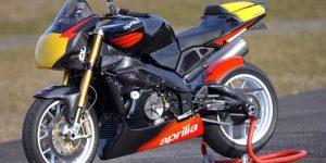 Increíble valor de £ 5k, Aprilia Tuono Racing