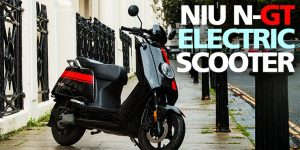 Niu N GT 2020 Electric Scooter Review thumb