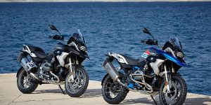 R1200GS Rallye y TE exclusivo