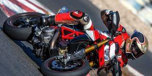 Revisión de la Ducati Hypermotard 950 SP 2019
