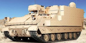U.S. Army Armored Multi Purpose Vehicle