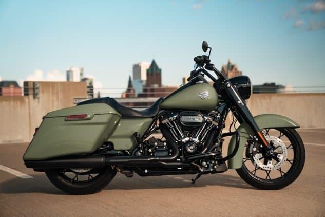 2021 Harley-Davidon Road King especial