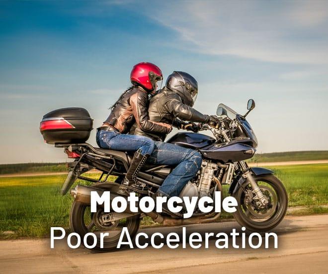 1609737349 motorcycle poor acceleration ¿Por qué mi motocicleta no acelera?