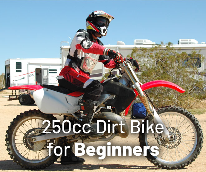 1609759489 250cc dirt bike beginners ¿Es una Dirt Bike de 250 cc buena para principiantes?