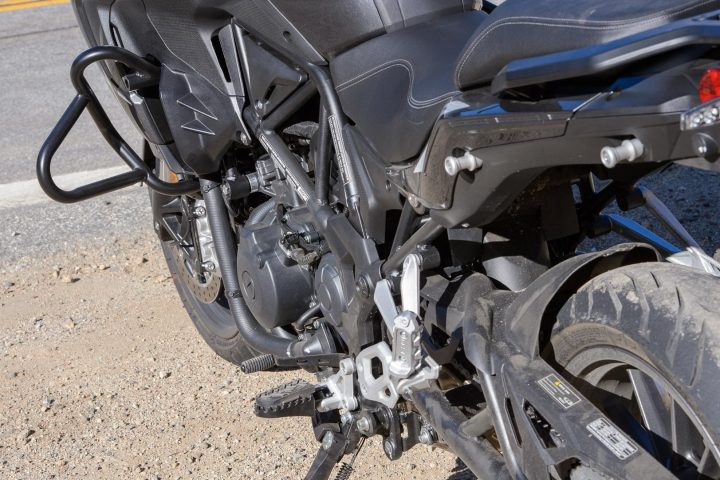2021 Benelli TRK502 review: on sale