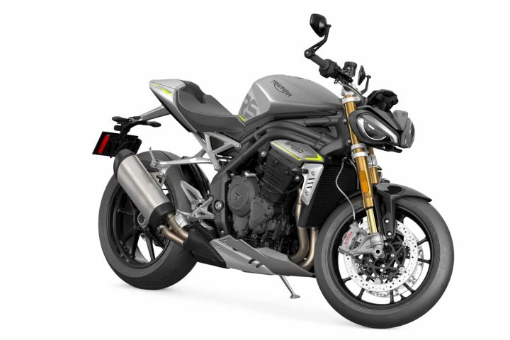 Speed Triple 1200 RS 2021 colores