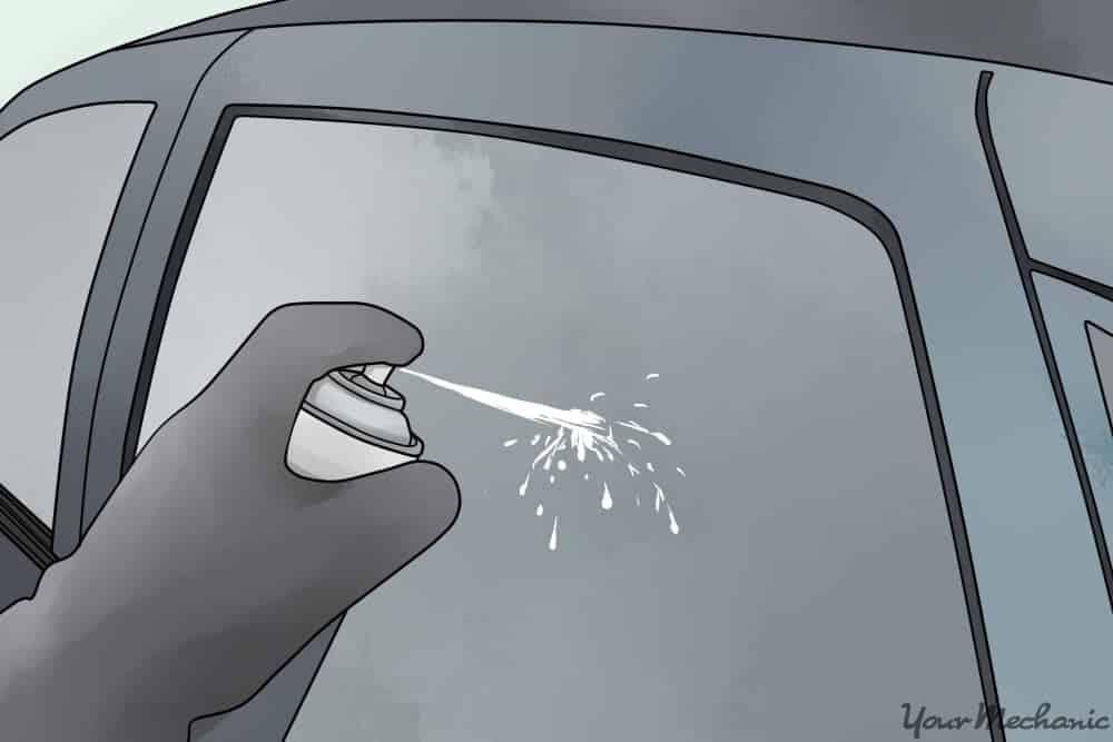 aerosol de pulverización manual