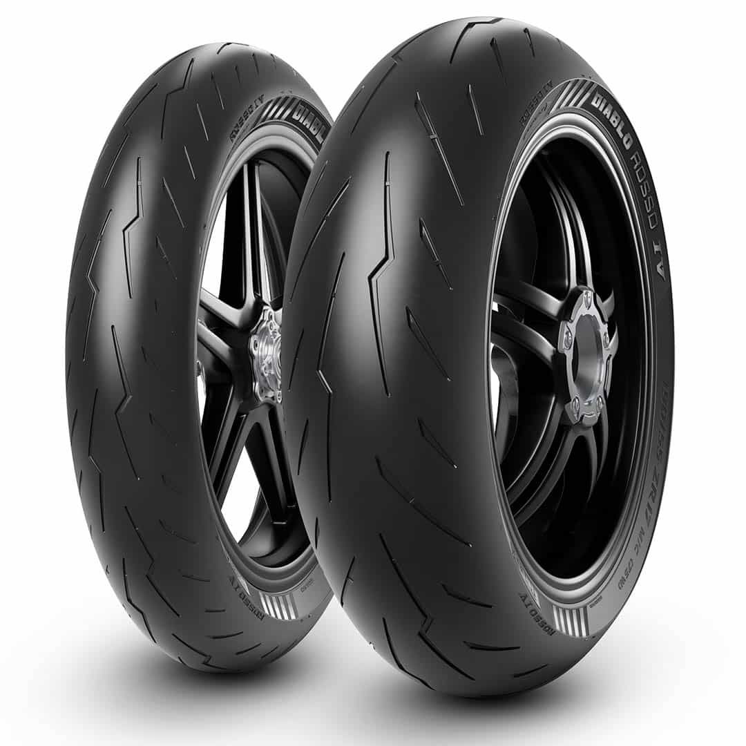 First look at Pirelli Diablo Rosso IV tires