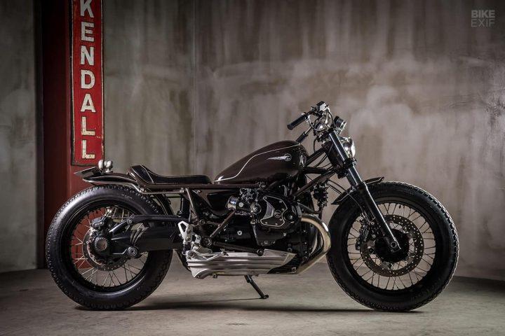custom bmw r ninet pure 2017 Bull Face: una R nineT Pure de Heiwa Motorcycle en Japón