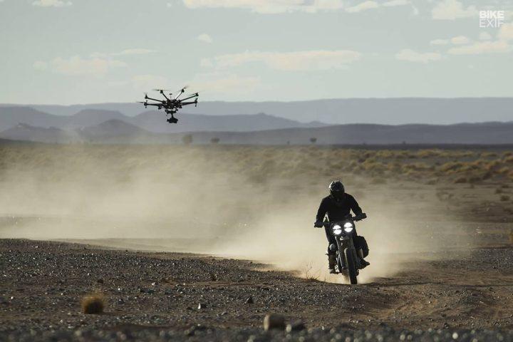 Oil In The Blood: la película definitiva sobre la escena de motocicletas personalizadas y cafe racer