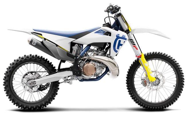 husqvarna tc 250 Las 5 mejores motos de cross con inyección de combustible