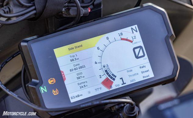 Revisión de la KTM 890 Adventure R de 2021
