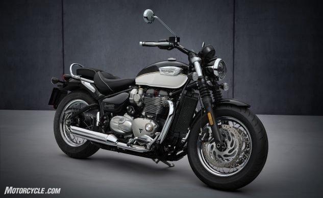 Triumph Bonneville Speedmaster 2021