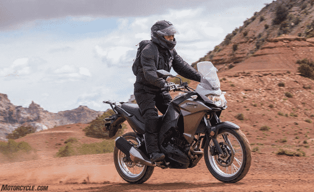 2018 Kawasaki Versys-X 300