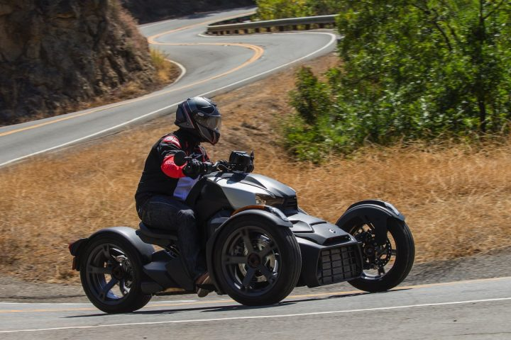 Can-Am Ryker Review 2019