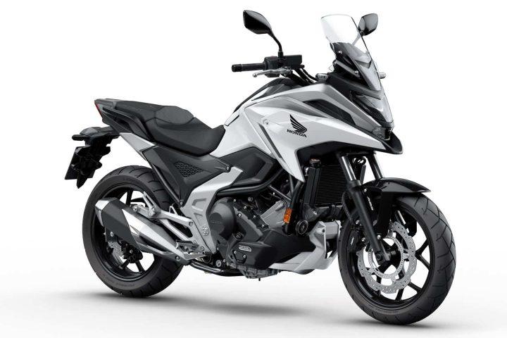 2021 Honda NC750X: especificaciones y fotos