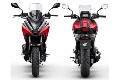 2021 Honda NC750X DCT First Look Adventure Touring Commuter Motorcycle 24