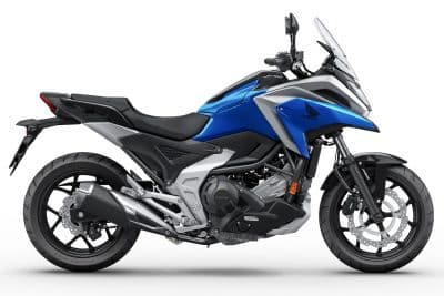 2021 Honda NC750X DCT First Look Adventure Touring Commuter Motorcycle 4th