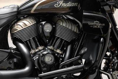 2021 Jack Daniels Limited Edition Indian Roadmaster Dark Horse First Look 10