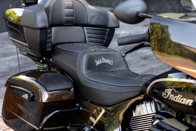2021 Jack Daniels Limited Edition Indian Roadmaster Dark Horse First Look 7