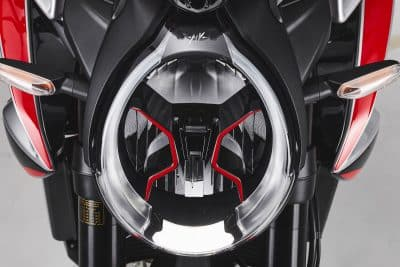 2021 MV Agusta Dragster RR SCS RC first look limited edition urban sport motorcycle 13 2021 MV Agusta Dragster RR SCS RC Primer vistazo (9 datos importantes)
