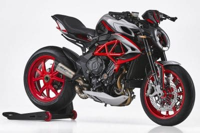 2021 MV Agusta Dragster RR SCS RC first look limited edition urban sport motorcycle 19 2021 MV Agusta Dragster RR SCS RC Primer vistazo (9 datos importantes)