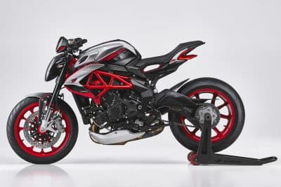 2021 MV Agusta Dragster RR SCS RC first look limited edition urban sport motorcycle 22 2021 MV Agusta Dragster RR SCS RC Primer vistazo (9 datos importantes)