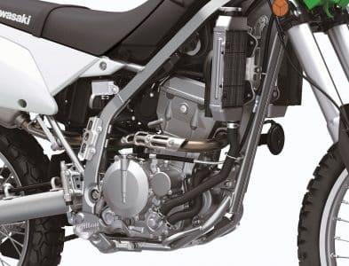 2021 KLX300 horsepower