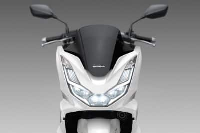 2022 Honda PCX First Look urban scooter 2
