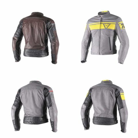 Revisión de la chaqueta de moto Dainese Blackjack