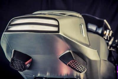 Emula Concept First Look 2electron McFly electric motorcycle 14