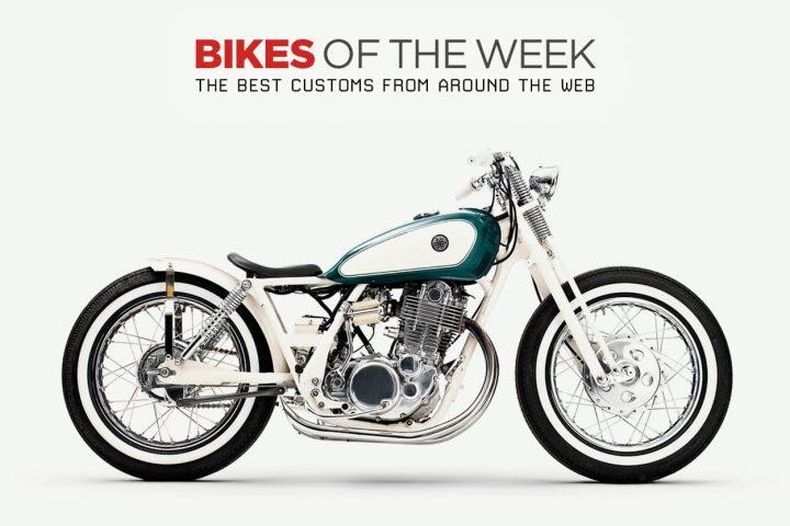 best custom motorcycles 200 motocicletas personalizadas de la semana: 6 de septiembre de 2020