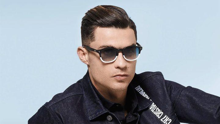 cr701 Cristiano Ronaldo acaba de lanzar una línea nítida de gafas de sol
