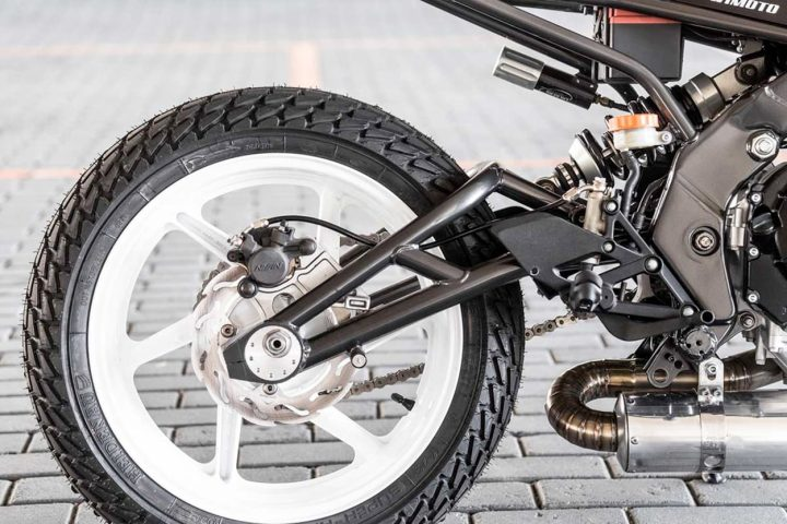 Honda CBR600 F2 de WiMoto