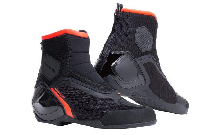 022619 best motorcycle touring boots dainese dinamica d wp Las mejores botas de motociclismo