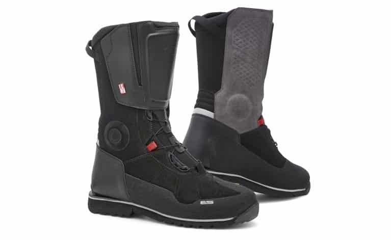 022619 best motorcycle touring boots rev it discovery outdry Las mejores botas de motociclismo