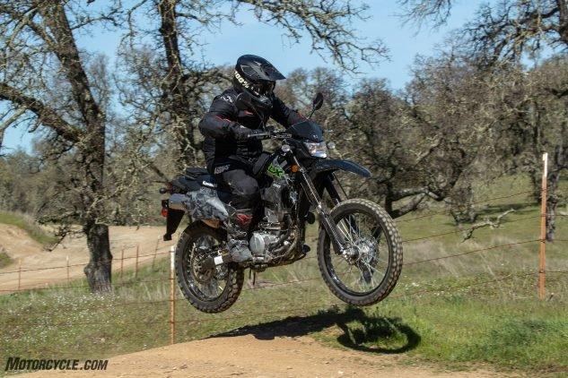 Revisión 2021 Kawasaki KLX300