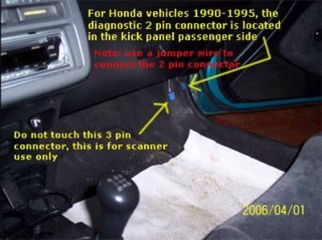 1616148952 honda and acura obd1 trouble codes how to read and what they mean