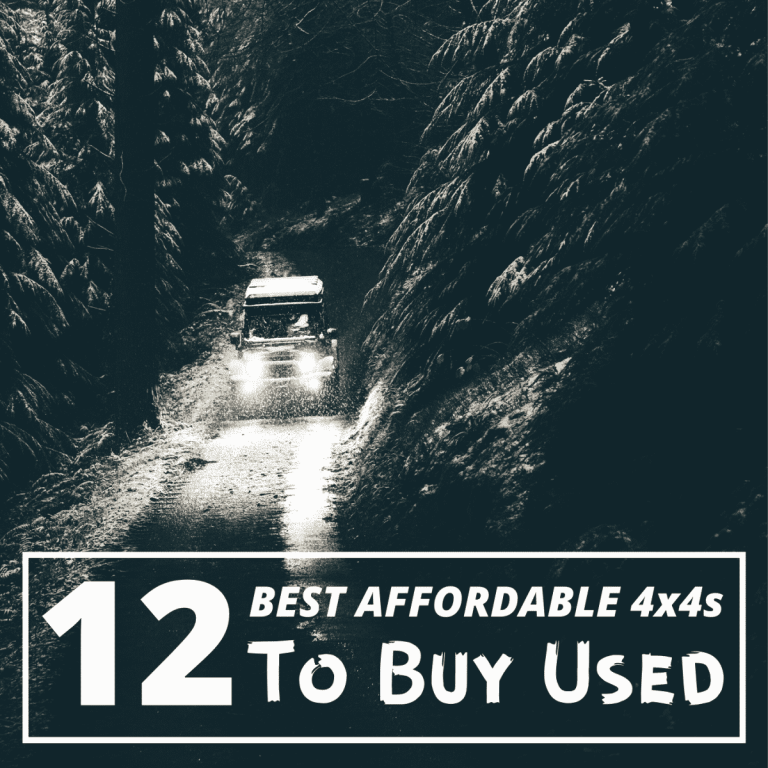 1616170932 best affordable used 4x4s Los mejores 4x4 usados ​​asequibles: 12 modelos comparados - AxleAddict