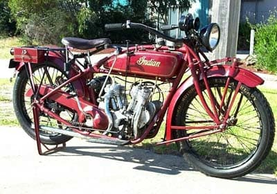 1924 Scout
