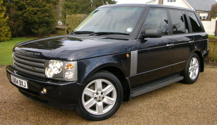 Many vehicles report automatic transmission failures in the form of a transmission.  Failsafe, including Range Rover L322.