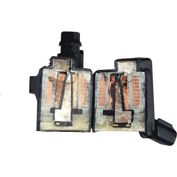 Una bobina de encendido defectuosa puede hacer que aumente el consumo de combustible.