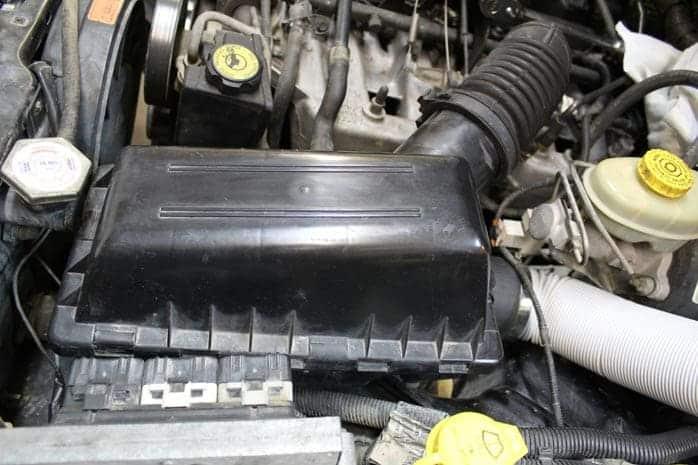 Caja de aire para Jeep Cherokee XJ