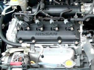 Moteur Nissan QR20DE