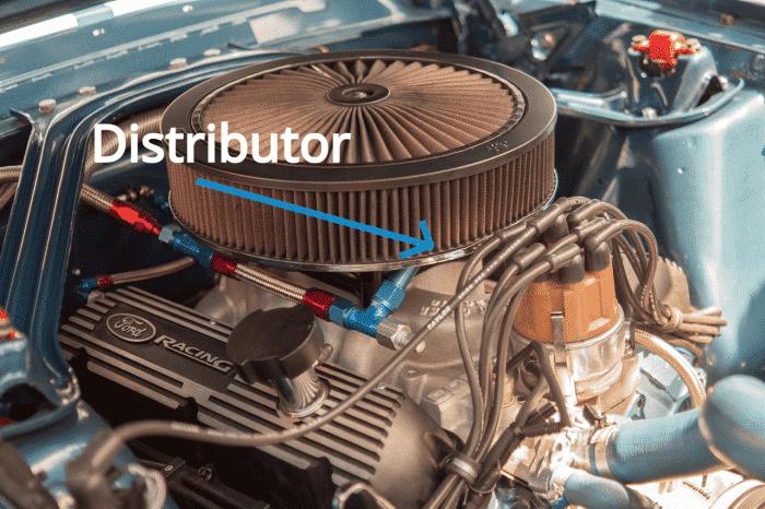 Un rotor o una tapa del distribuidor defectuosos pueden evitar el encendido por chispa.