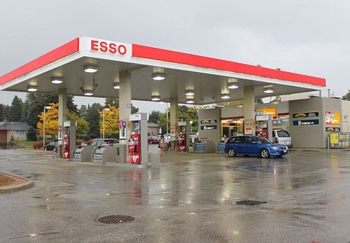 Todo el gas ha ido aumentando la cantidad de etanol.