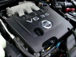 Nissan VQ35DE